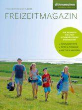 Freizeitmagazin Frühjahr 2021