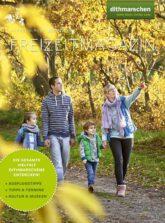 Freizeitmagazin Herbst 2021